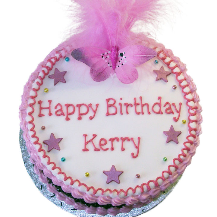 Fantastic Female Birthday Cake Flecks Cakes Funny Birthday Cards Online Alyptdamsfinfo