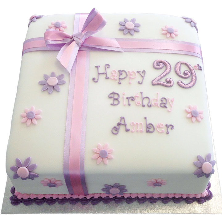 Fine Female Birthday Cake Flecks Cakes Funny Birthday Cards Online Alyptdamsfinfo