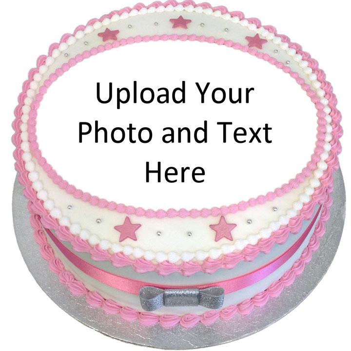 Photo Upload Cakes