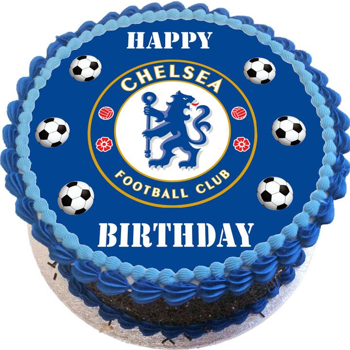 Miraculous Chelsea Birthday Cake Flecks Cakes Personalised Birthday Cards Veneteletsinfo