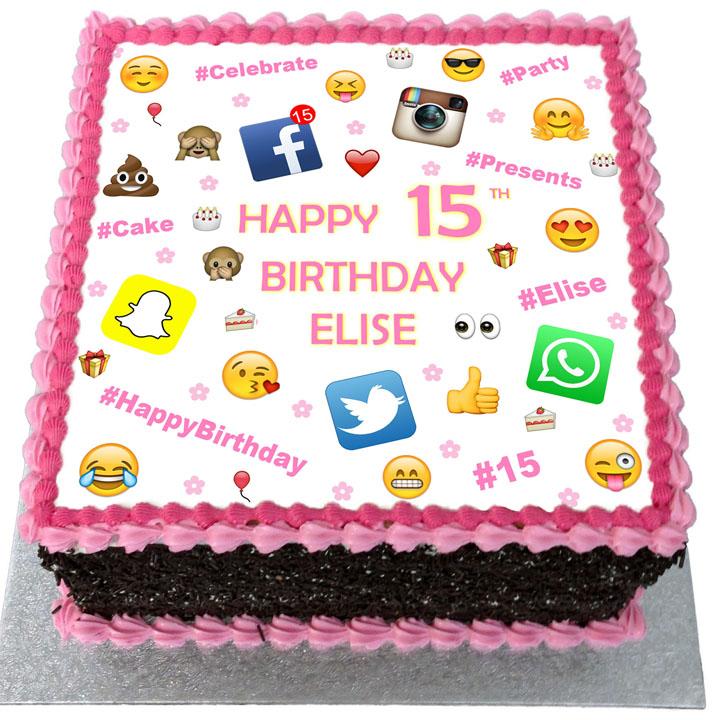 snapchat cakes flecks cakes