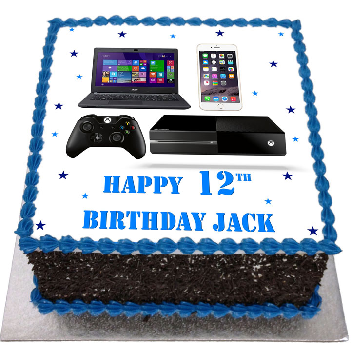 Playstation 4 Cakes